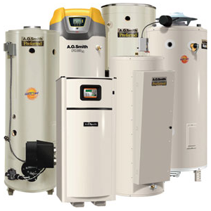 our centennial water heater repair team services a variety of water heater units